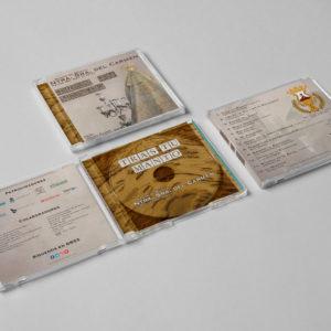 Imagen del CD Tras tu Manto