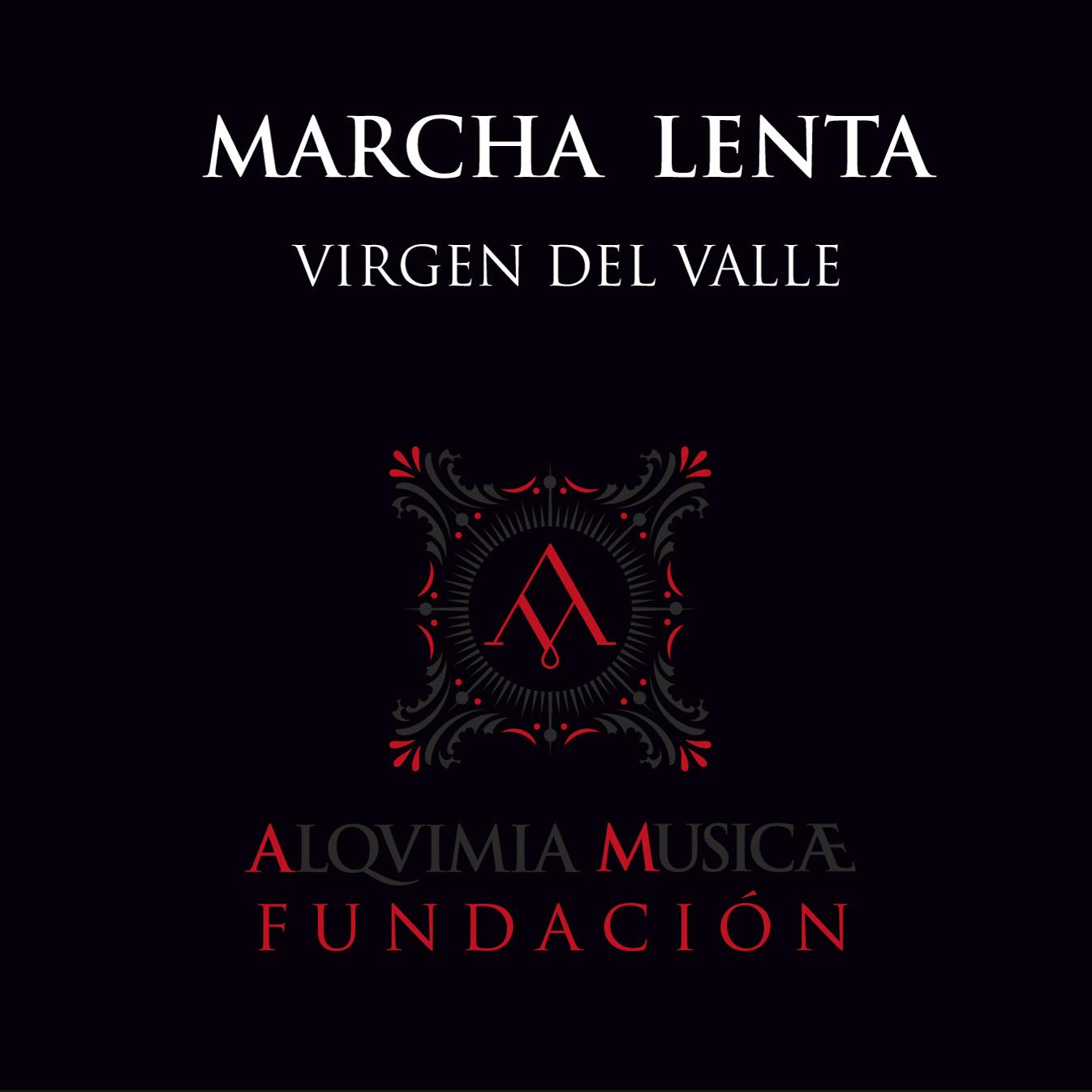 Imagen de la Portada del Disco Marcha Lenta. Virgen del Valle