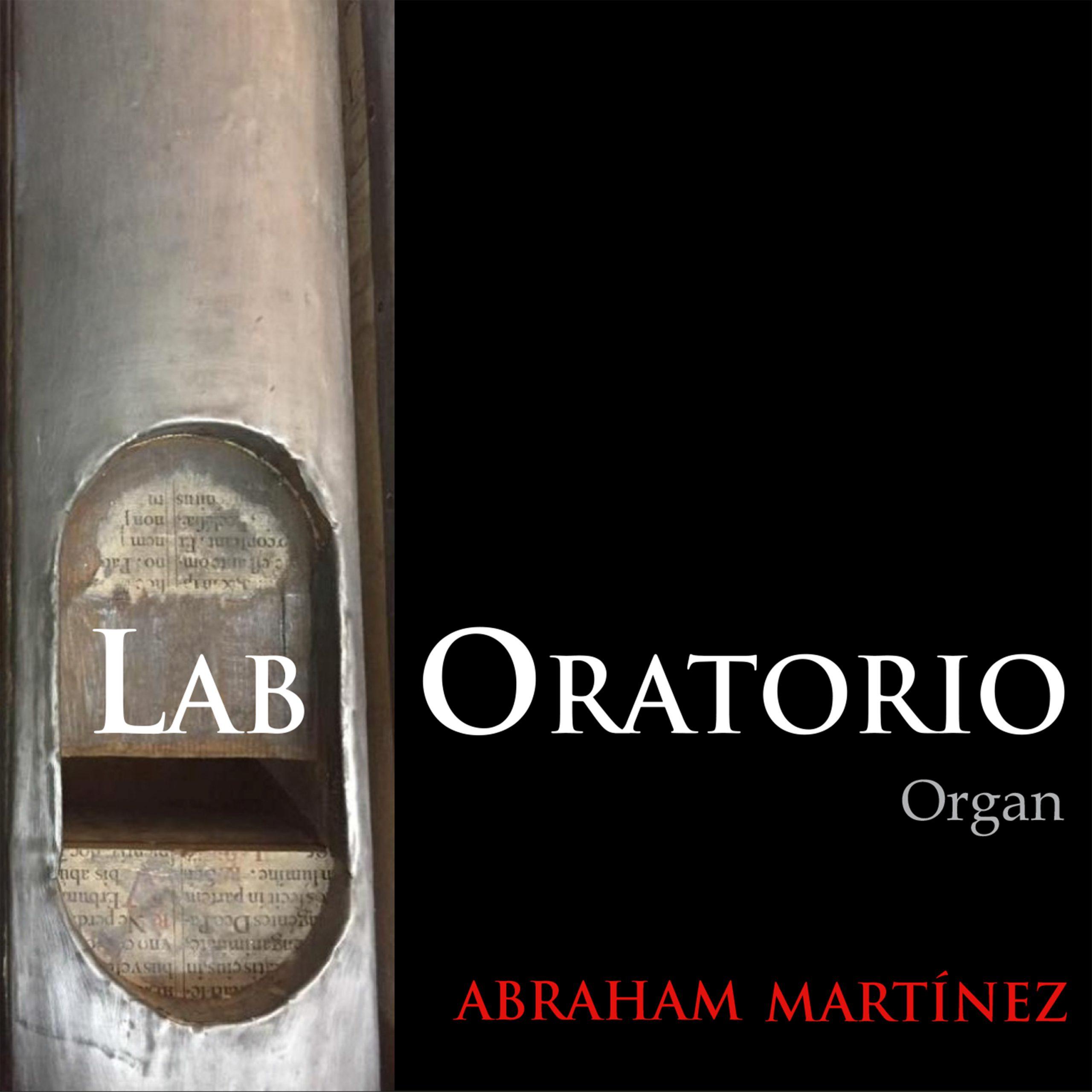 Imagen de la Portada del Disco Lab Oratorio