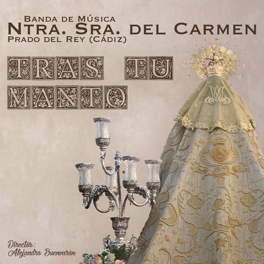 Imagen de la Portada del CD Tras Tu Manto